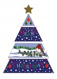 Christmas Tree Panels