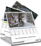 Around Britain<br>Small CD Calendar