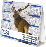Images Shown<br>Folding Desk Calendar
